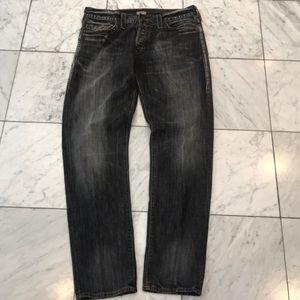 Men's True Religion Dean Tapered Jeans - Sz 34